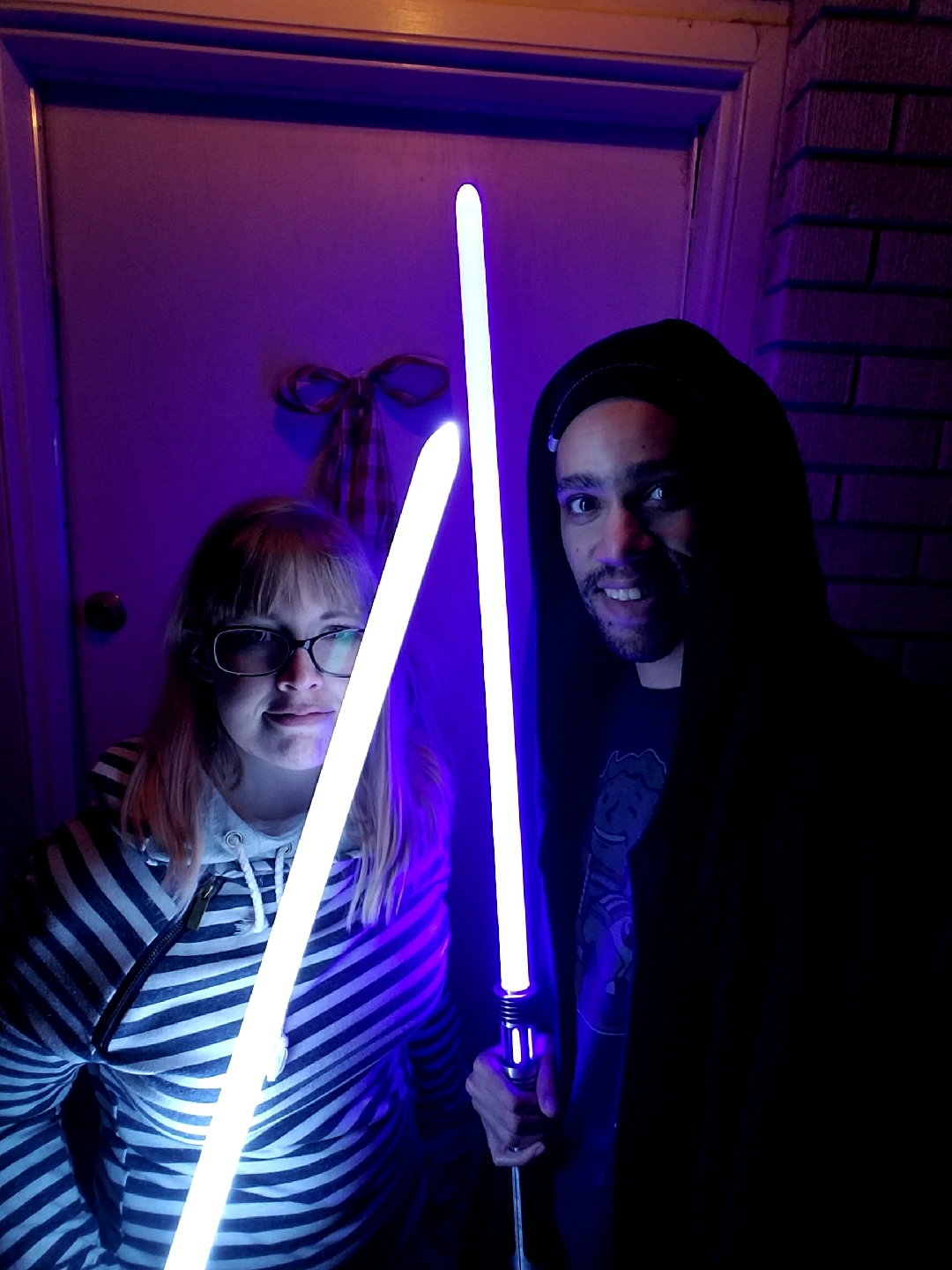 updates lightsabers wit & travesty