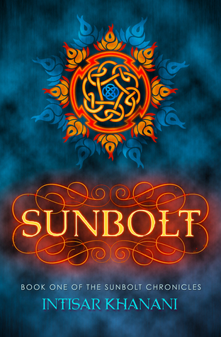 book cover for sunbolt book review via wit and travesty