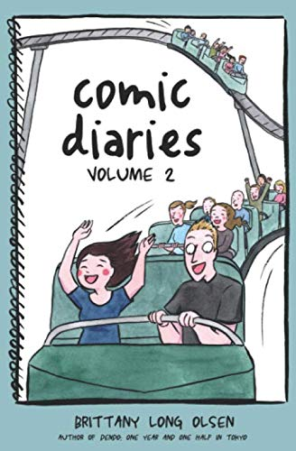 book review comic diaries volume 2 the newlywed game