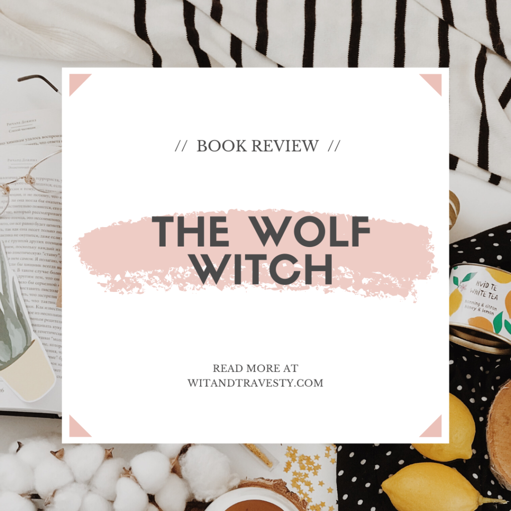 the wolf witch book review kara jorgensen wit and travesty